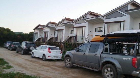 Cabanas Costa Pichidangui