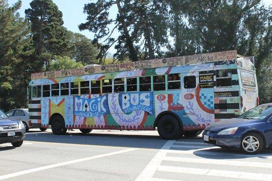 Magic Bus : so fun!