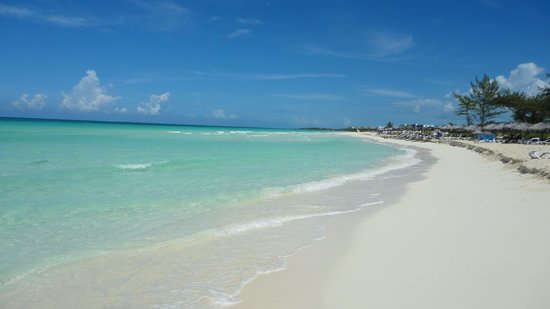 Royalton Cayo Santa Maria: The beautiful beach
