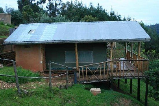 Bakiga Lodge: room