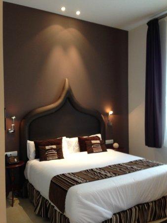Sant Pere del Bosc Hotel & Spa: Room #1 -- spacious, comfortable, beautiful
