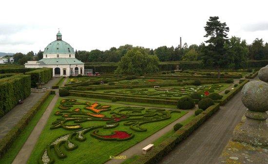 Кромержиж, Чехия: Kvetna Zahrada