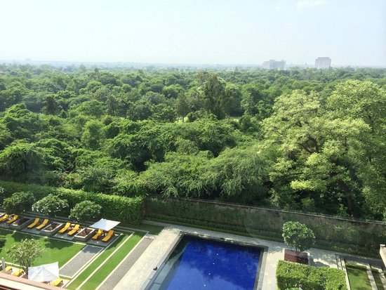 The Oberoi - TEMPORARILY CLOSED: Greenery everywhere