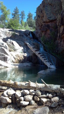 Staircase Waterfall