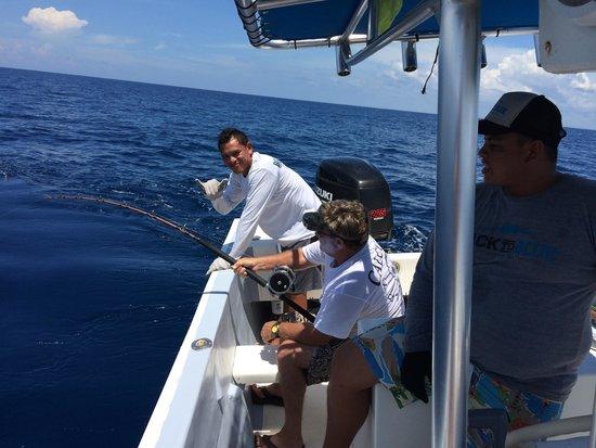 San Juan del Sur Surf and Sport : Fish On