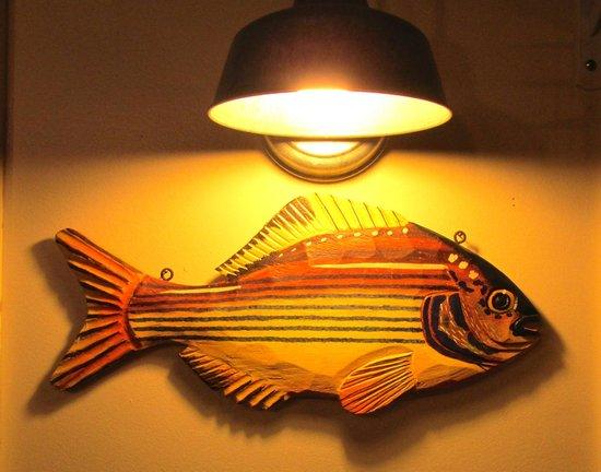 Allen's Clam Bar: Fish