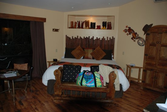 The Suites at Sedona: Chambre