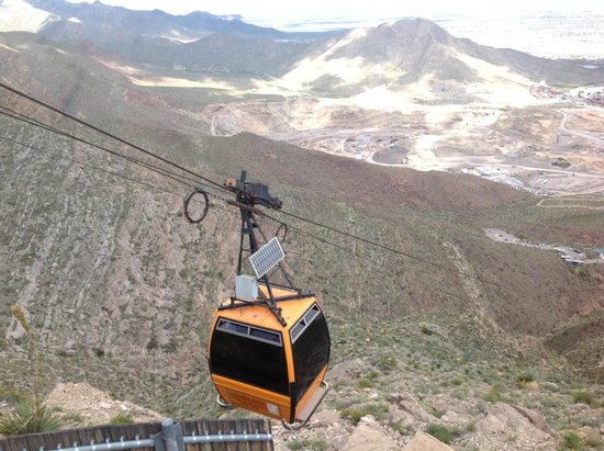 Franklin (TX) United States  city images : Wyler Aerial Tramway | Franklin Mountains State Park, El Paso, TX ...
