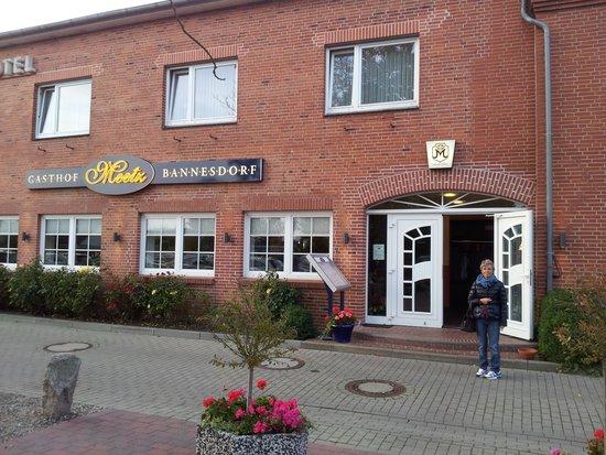 Gasthof Bannesdorf Inh. Matthias Meetz: Gasthof Meetz