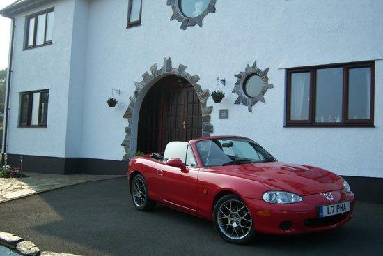 Breagle Glen Bed and Breakfast: Ruby at Breagle Glen Port Erin