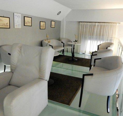 Hotel La Torre: 1st floor Lounge