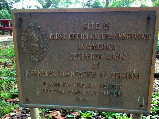 Image result for Berkeley plantation in virginia