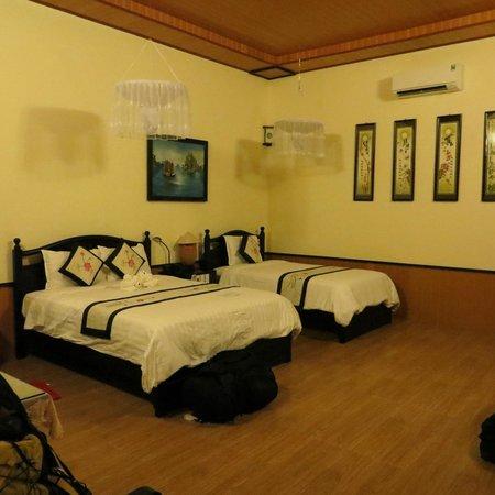 Betel Garden Villas: Bungalow bedroom