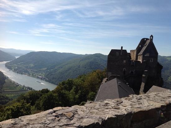 Burgruine Aggstein: Ruins Aggstein