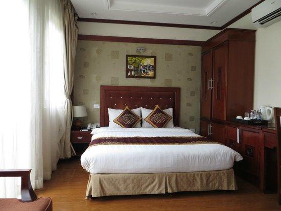 Hanoi Graceful Hotel: Bedroom