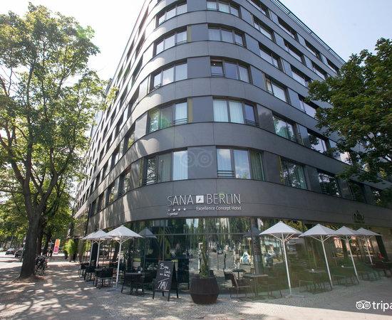 SANA Berlin Hotel $87 ($̶1̶1̶8̶) - UPDATED 2018 Prices & Reviews - Germany - TripAdvisor