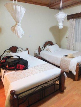 Hotel Troy Nairobi: Bedroom