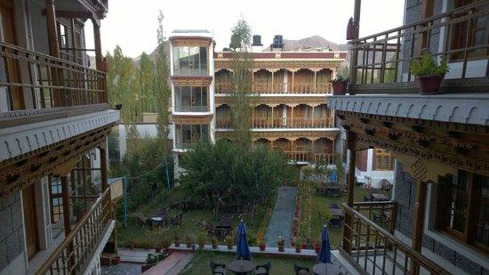 Hotel Royal Palace: New wing 1