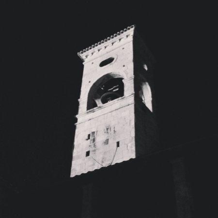 Viganj, Croatia: Il campanile