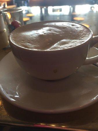 All Bar One Waterloo: Latte
