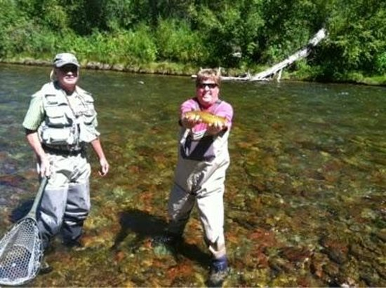 Aspen fly fishing aktuelle 2018 lohnt es sich for Aspen fly fishing