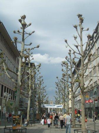 Königstraße: Koenigstrasse