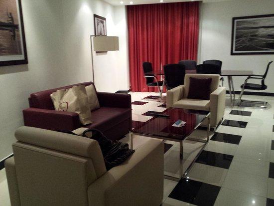 Radisson Blu Hotel Lusaka: Lounge