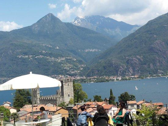 Rezzonico, Italien: panorama