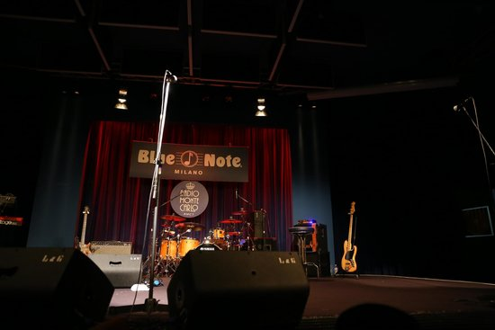 Blue Note Milano: matt bianco
