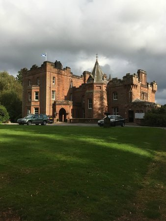 Friars Carse Country House Hotel: Hotel and Grounds