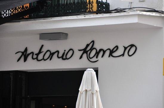 Bodeguita Antonio Romero: Localidad de Antonia Diaz #5