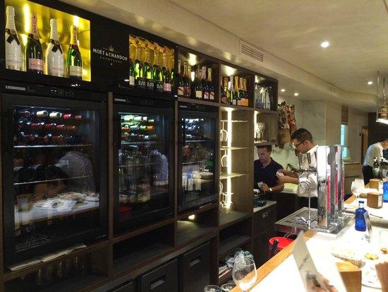 Bodeguita Antonio Romero: Vista del Bar