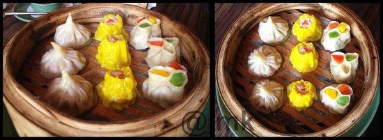 The China House by Q'BA: Dumplings