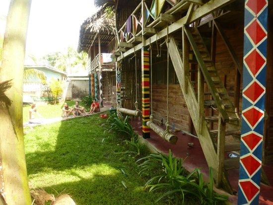 Casa De La Iguana: Buildings