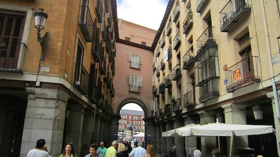 Hostal Martin: Plaza Mayor Madrid