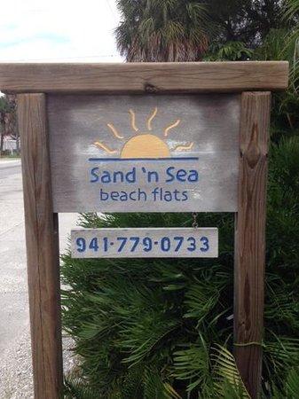 Sand 'N' Sea Villas : Sand 'N Sea beach flats
