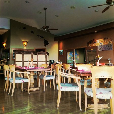 Keei Cafe: Inside the restaurant