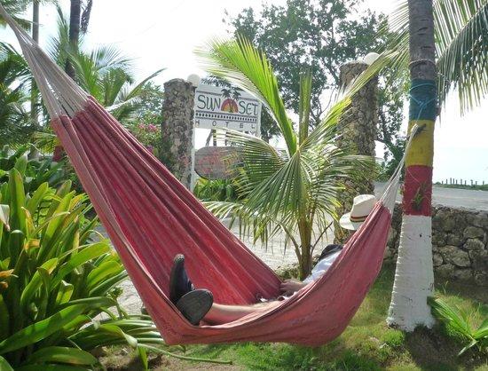 Hotel Sunset: Descansando
