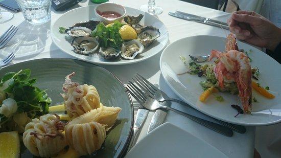 Harbourfront Restaurant: Lunch Menu