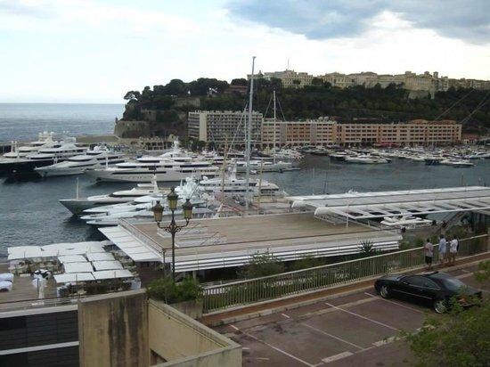 Trans Cote D'azur - The Coastal Ride: Monaco harbourside