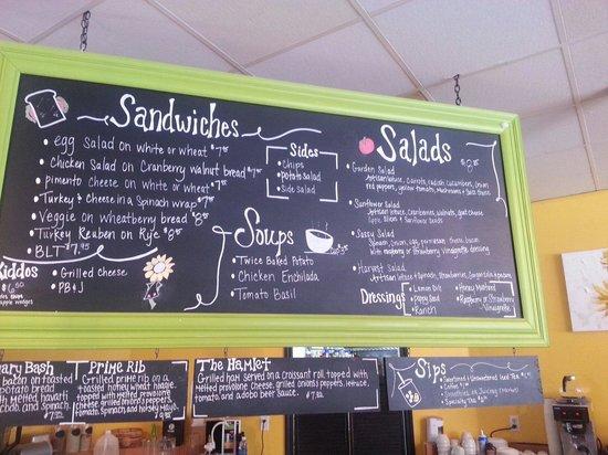 Sassy Sunflowers Bakery & Cafe : Yummo!