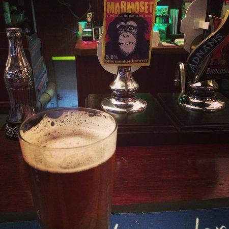 Bar 1 And Restaurant: Lovely pint