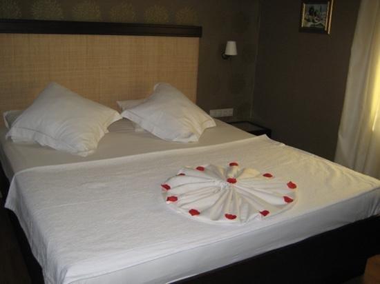 Sandima 37 Hotel Bodrum : Junior Suite Bedroom
