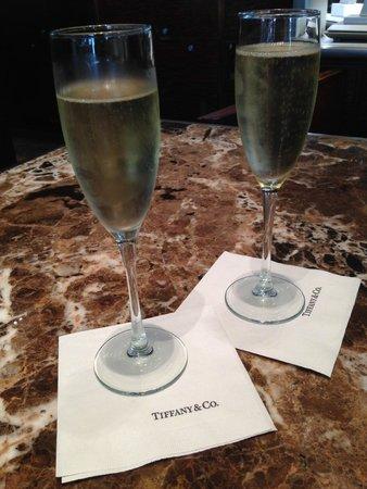 Tiffany & Co. : aperitivo da Tiffany
