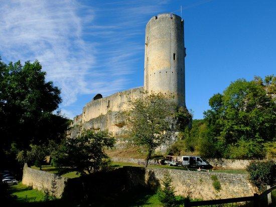 Château de Gavaudun : Gavaudun