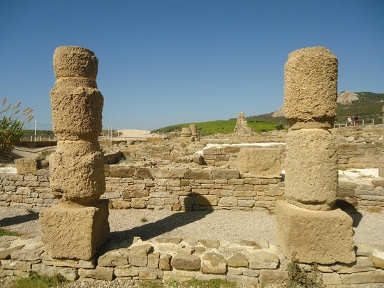 Information posts everywhere - Picture of Archaeological ...