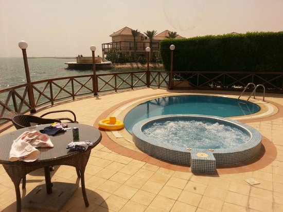 Private Swimming Pool Picture Of Al Bander Hotel Resort Riffa Tripadvisor