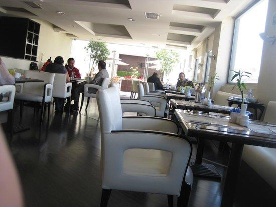 NH Mexico City Centro Histórico: comedor