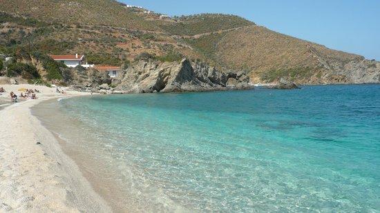 Agii Apostoloi, Greece: Quiet in September