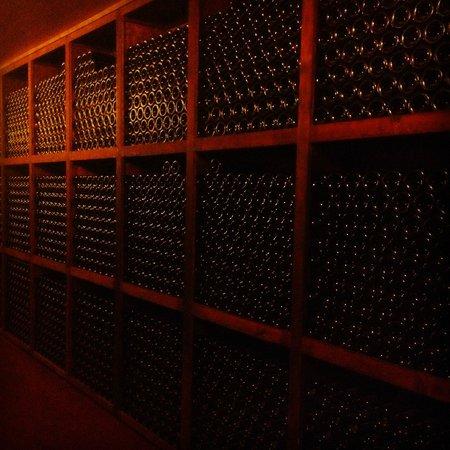 Gainey Vineyard: bottles